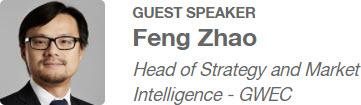 Guest speaker - Feng Zhao